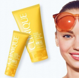 Clinique - Sun SPF 30-50 Sunscreen Creams (1)