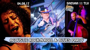 Acoustic Rock-n-Roll_Blues Party