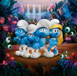 SMURFS THE LOST VILLAGE-poster