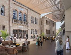 מלון NYX ירושלים, קרדיט-פתאל