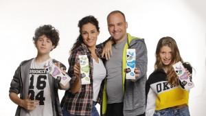 tara milk & משפחה