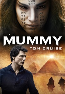 MUMMY, THE ('17 ) -POSTER