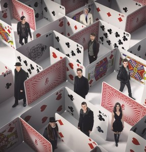 NOW YOU SEE ME 2 - poster 1 heb