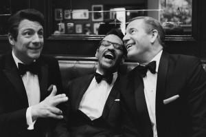 Sinatra and friends - Vpervie v Izraile 1