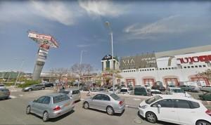 אילוסטרציה מרכולים- העירייה מבקשת לאפשר פתיחה בצירים ראשיים ובאזורי תעשייה- צילום  google earth