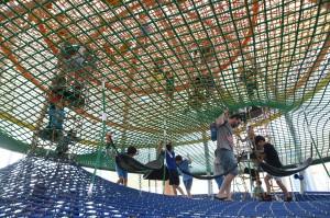 Igrovoi komplex v Neot Peres - Haifa