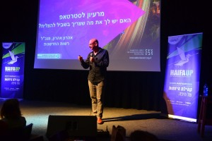 Startup and stend up - Haifa
