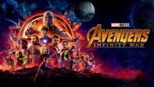 Мстители Avengers Infinity War