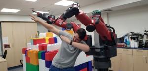 Mejdunarodni proekt - robototehnika - Haifa 1