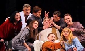 Сцена из спектакля Спасти рядового Гамлета - 7 - фото © Александр Саенко (1)