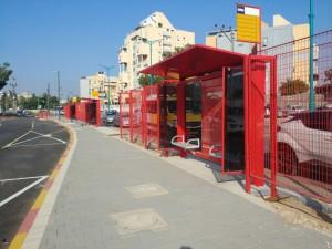 מסוף התחבורה החדש הצמוד לתחנת רכבת לוד מרכז
