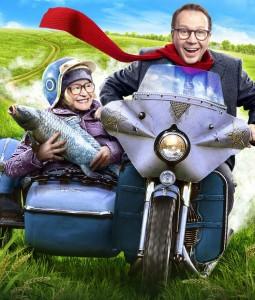 Premieri TV1000 - Carp Frozen - Love Pret-a-porte - yes