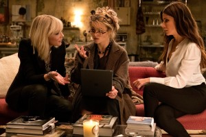 Premieri - Ocean's Eight - Dark River - yes