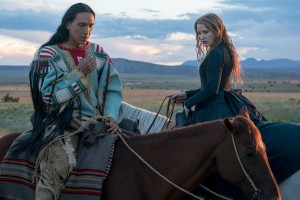 Premieri - Native Son - Woman Walks Ahead - Kings - yes 2
