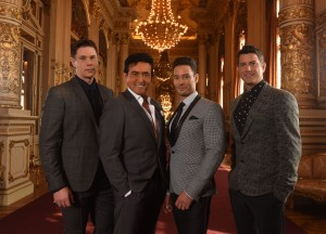 Il Divo voices
