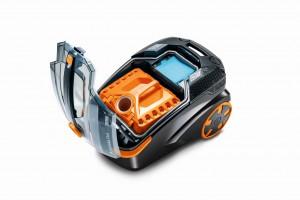THOMAS-AMFIBIA-PET-OFFENER DECKEL-orange Box-30�