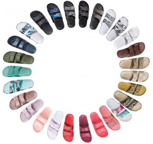 Colors of WeShoes