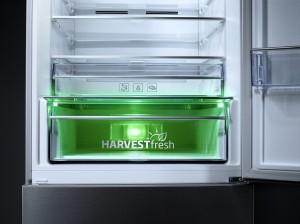 beko_HarvestFresh אור ירוק צילום Beko